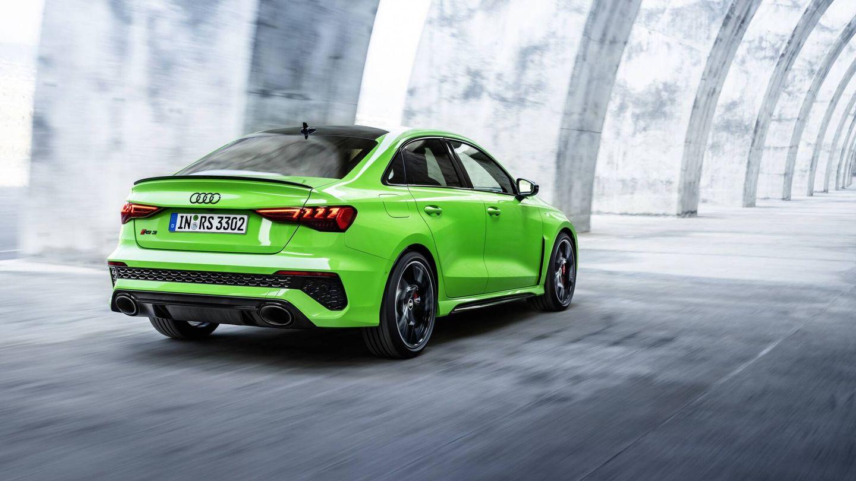 El Audi RS 3 Sedan ha abierto ya el plazo de pedidos. Su precio arranca en 75.840 euros.