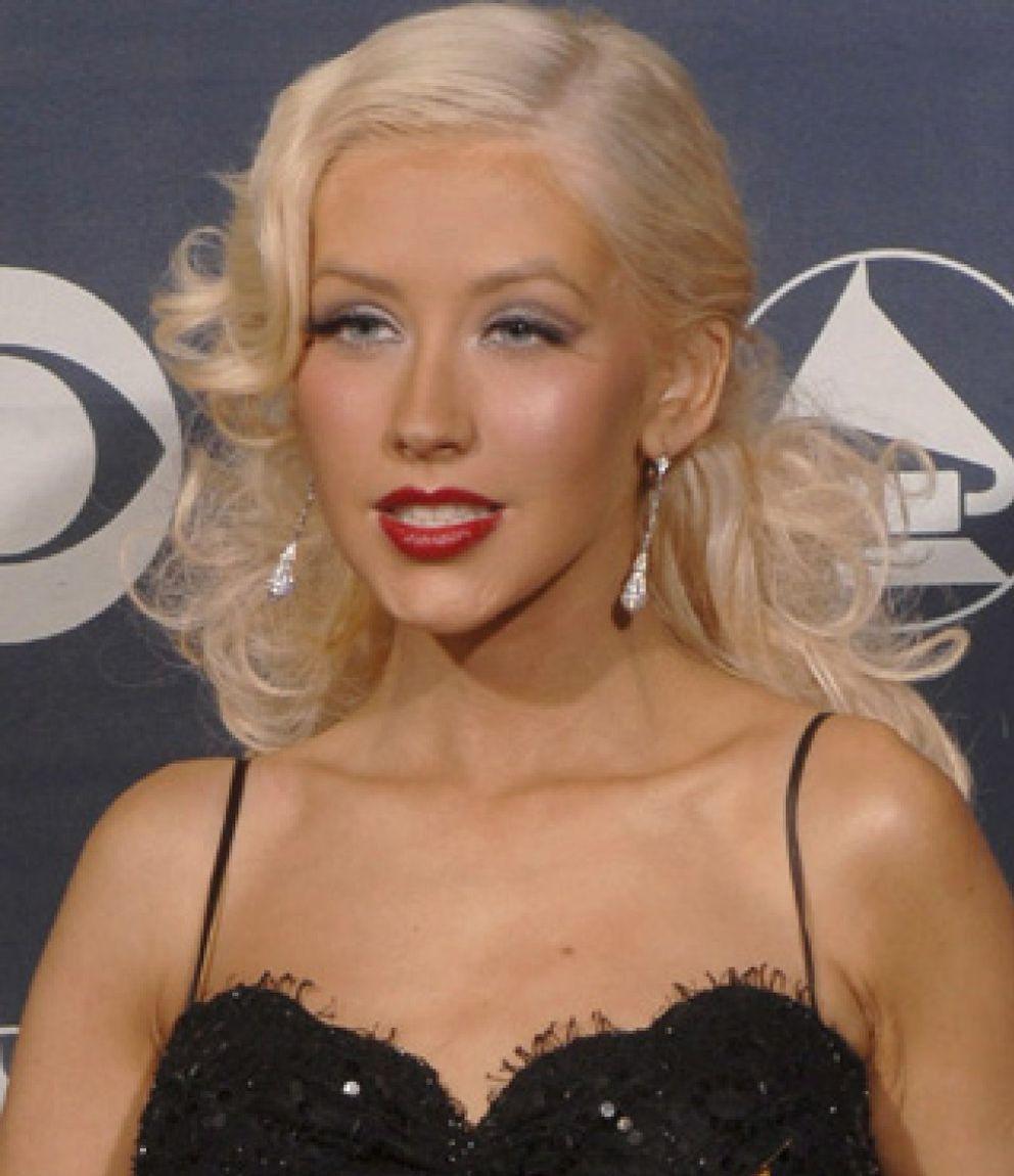 Foto: Christina Aguilera, embarazada de su primer hijo