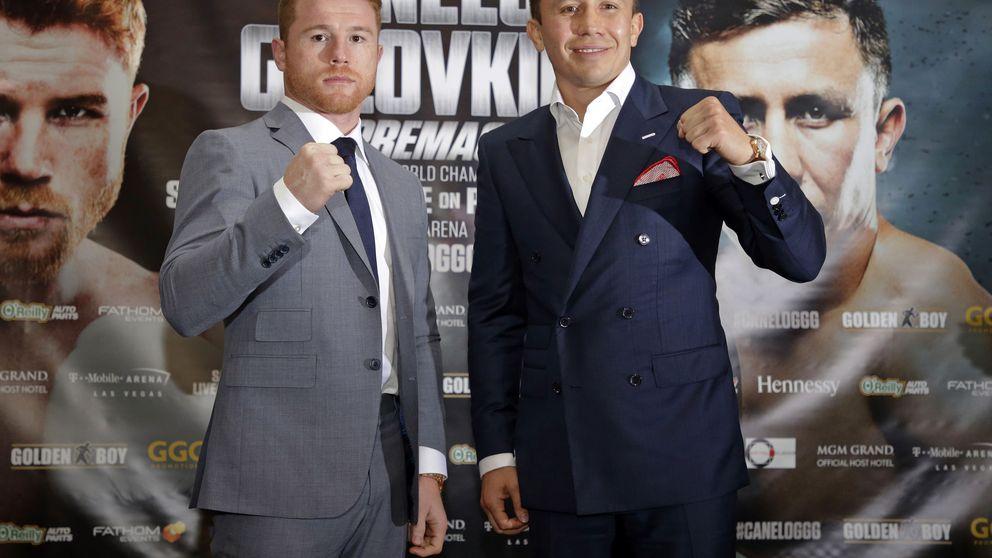 El honor de poseer el 'estilo mexicano', el otro combate del Canelo-Golovkin