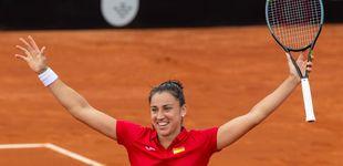 Post de El triunfo de Sara Sorribes: por qué se vistió de Muguruza para bien del tenis español