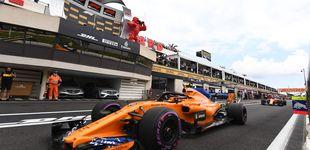 Post de McLaren se despeña entre el ruido de sables: