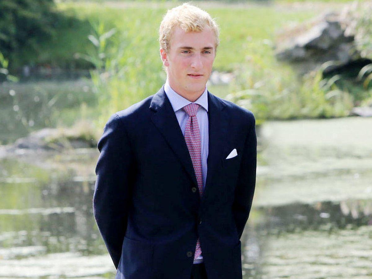 Foto: El príncipe Joaquín de Bélgica. (Getty)
