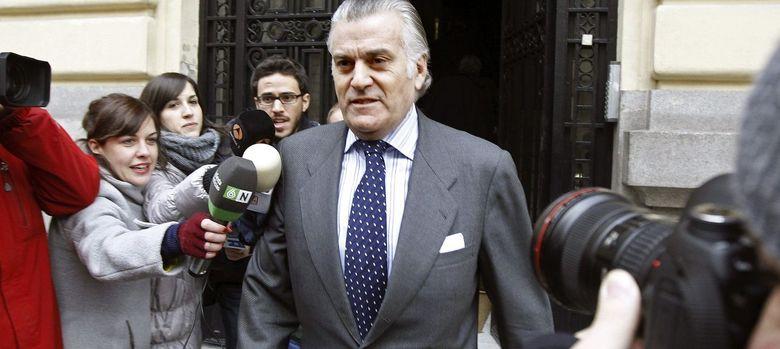 Foto: El extesorero del Partido Popular, Luis Bárcenas (Efe)
