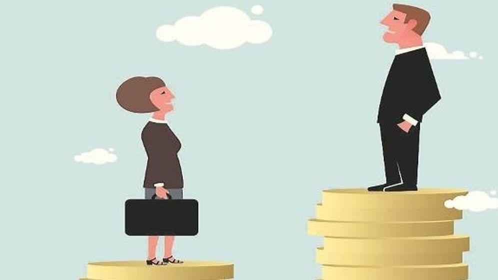 Foto: Brecha salarial.