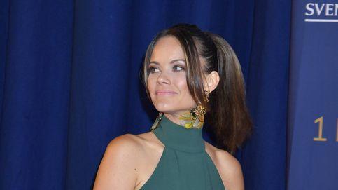Sofía Hellqvist, cual estrella de Hollywood con un impresionante look