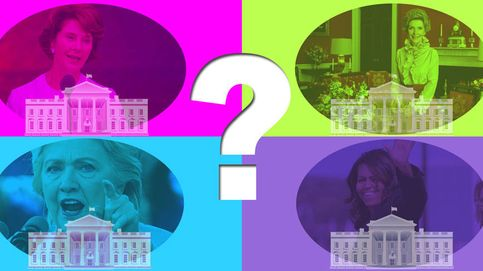 Test: Hillary, Michelle... ¿Cuánto sabes de las primeras damas de Estados Unidos?