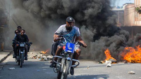 Protestas contra la corrupción en Haití