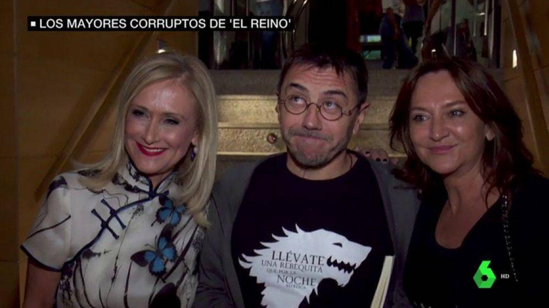 'Supervivientes 2020': Telecinco apuesta por Cristina Cifuentes y Monedero