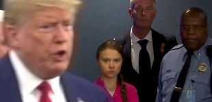 Post de Greta Thunberg, contra los dragones de la Santa Alianza