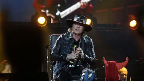 Axl Rose, cojo, lidera la peor versión de AC/DC