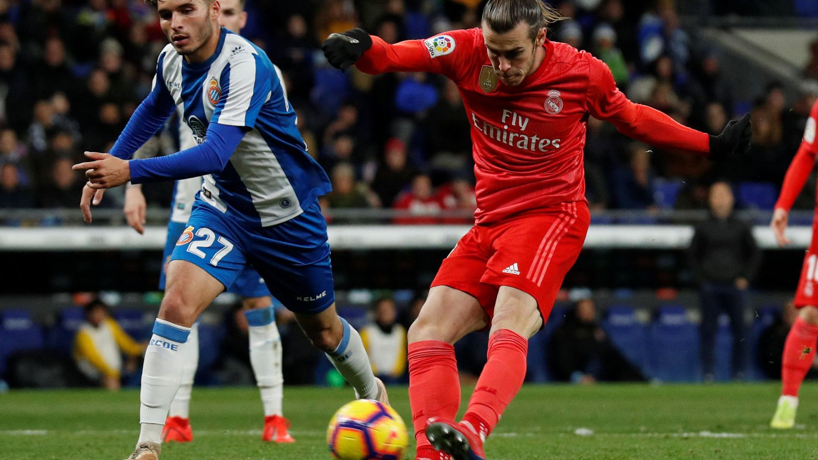 Foto: La liga santander - espanyol v real madrid