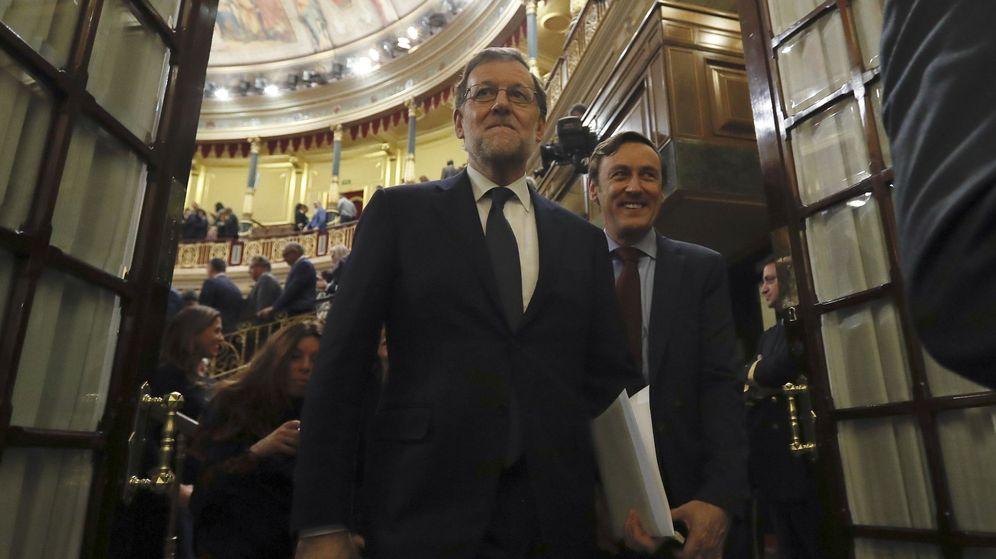 Foto: El líder del PP y presidente del Gobierno, Mariano Rajoy. (EFE)