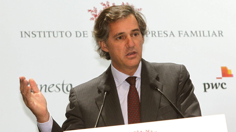 José Manuel Entrecanales. (EFE)