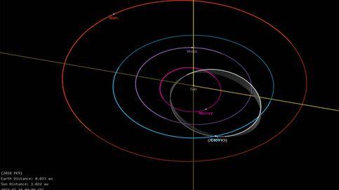 Más cerca que la Luna: estos asteroides están a punto de pasar junto a la Tierra