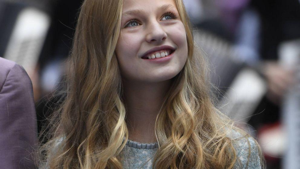 La princesa Leonor, fiel a su estilo para su gran día: su look más especial