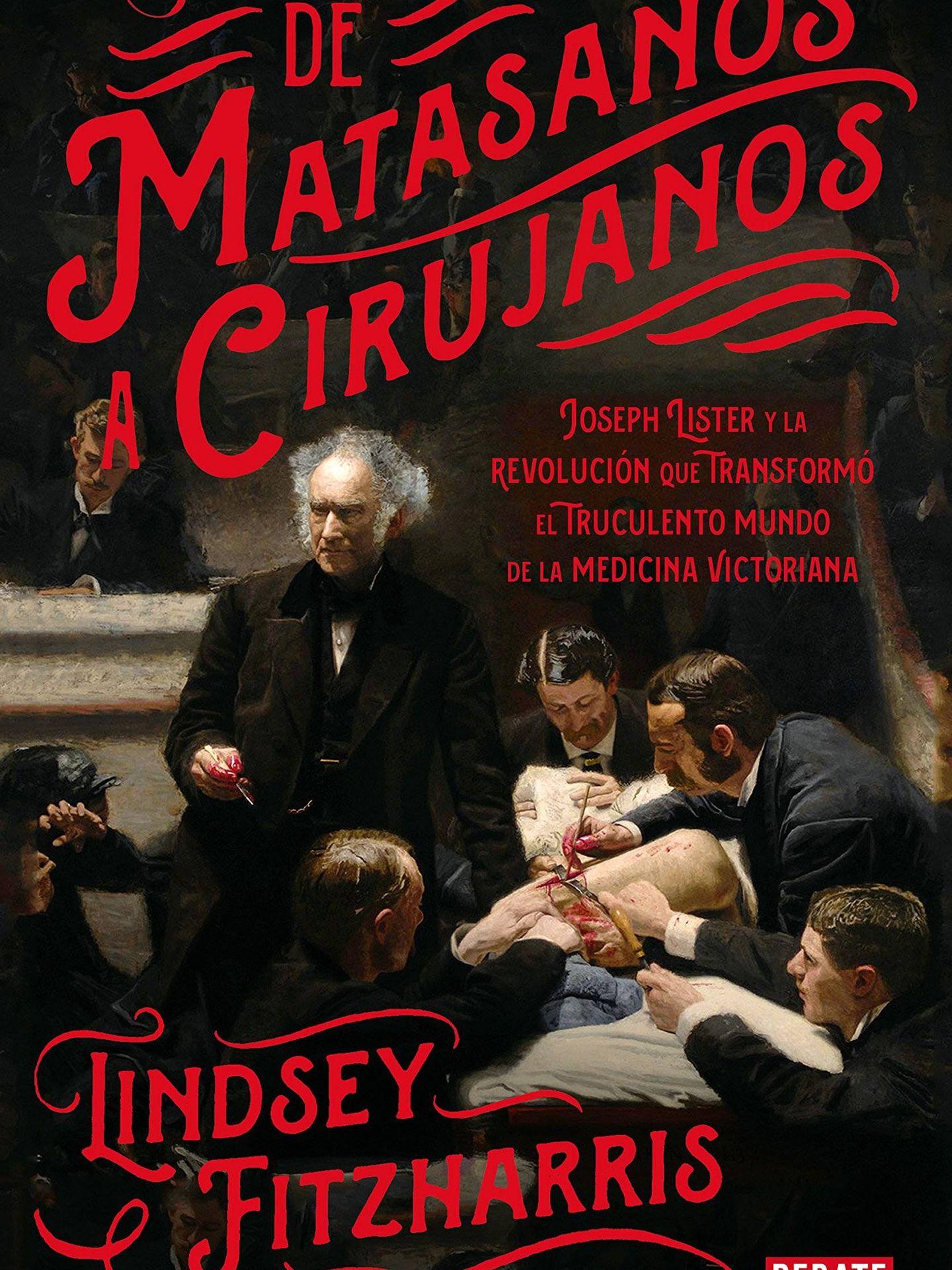 'De matasanos a cirujanos' (Debate).