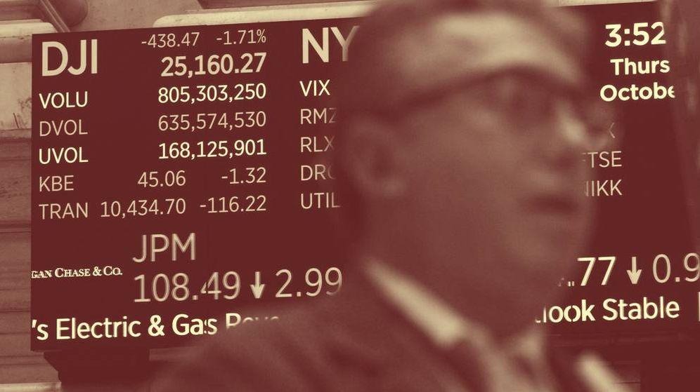 Foto: Imagen de la bolsa de Wall Street este jueves. (EFE)