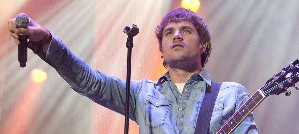 Foto: El cantante Dani Martín en una imagen de archivo durante un concierto en Madrid (Gtres)