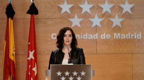 Ayuso demanda al Gobierno ante el Supremo por no pasar Madrid a fase 1