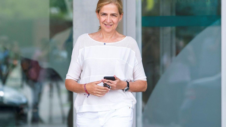 Diez proyectos y una fuerte inversión: el 'nuevo' trabajo de la infanta Cristina