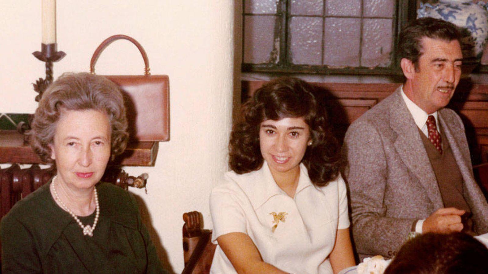 Foto:  Una imagen de Tatiana Pérez de Guzmán el Bueno, cedida por la fundación que lleva su nombre.