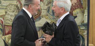 Post de La frase del rey Juan Carlos que le acerca a Vargas Llosa y Carlos Falcó