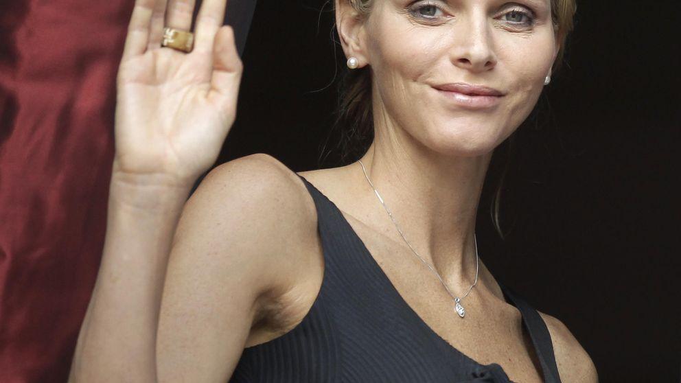 Charlène de Mónaco, una princesa experta en el arte de 'escabullirse'