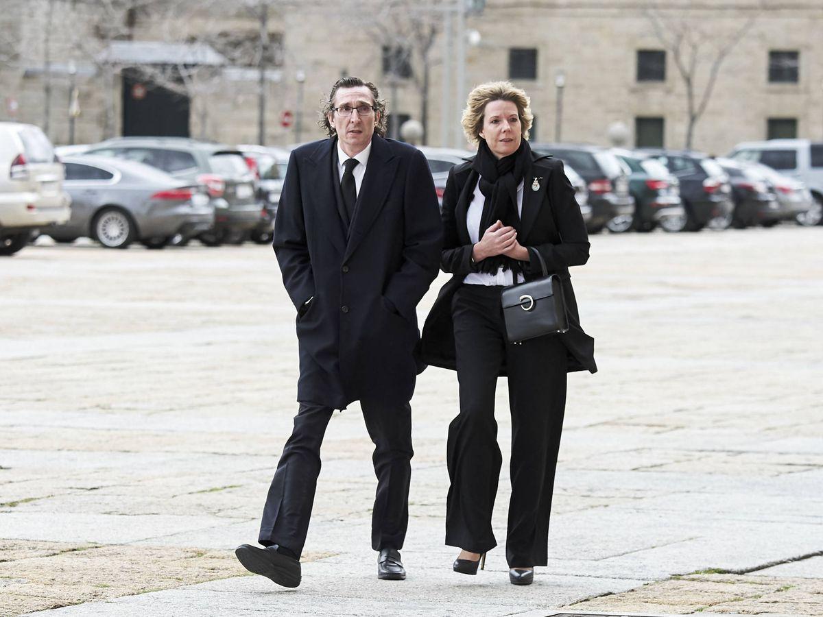 Foto: Simoneta y Fernando, en una imagen de archivo. (Getty)