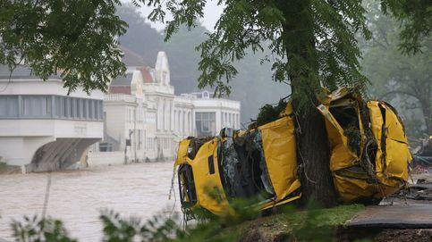 La AEMET relaciona las inundaciones en Alemania con el cambio climático