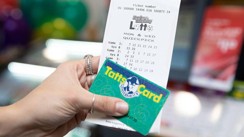 Gana un millón a la lotería después de soñar con los números que iban a salir