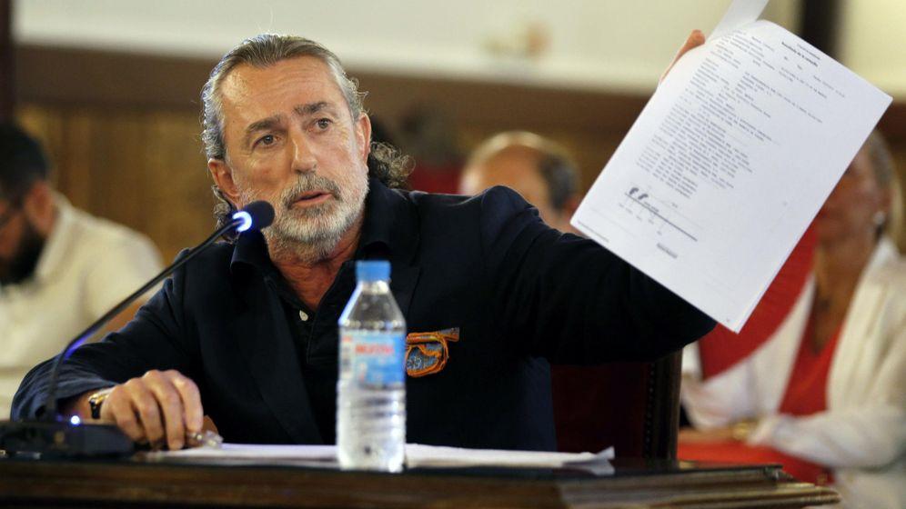 Foto: El presunto cabecilla de la trama Gürtel, Francisco Correa. (EFE)