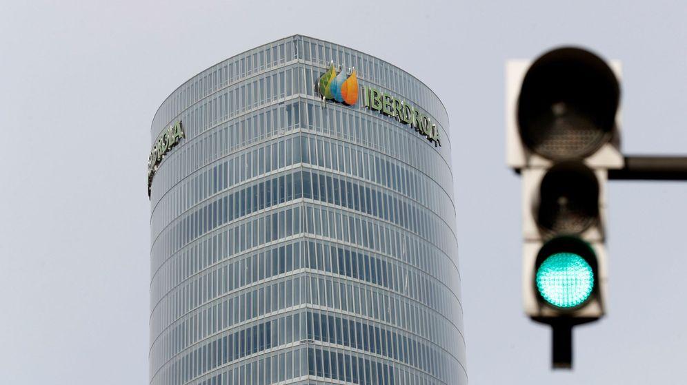 Foto: Torre de Iberdrola, sede social de la compañía. (EFE)