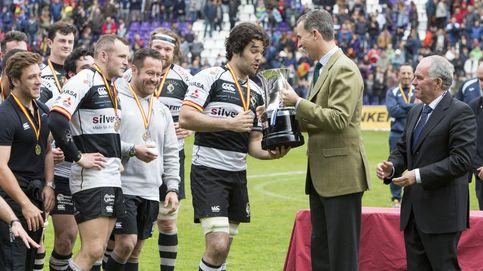 Un día del rey Felipe en el rugby: No tendrá una salida tan agradable en años