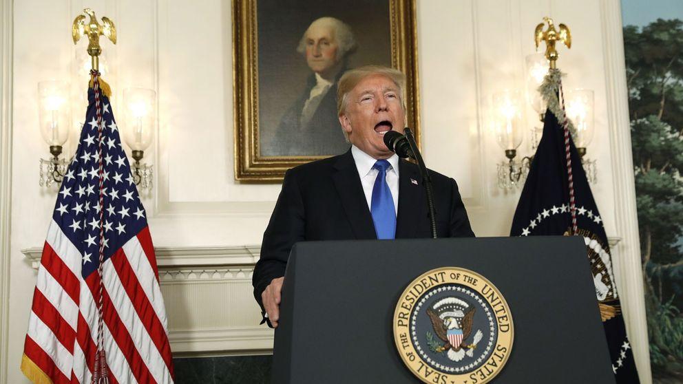 Trump desata otra crisis nuclear: cancelará el acuerdo con Irán si no hay cambios