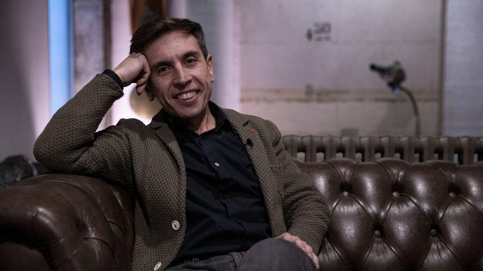 Foto: Juanjo Amorín es el CEO de Edix.