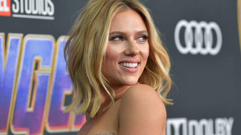 El bob según Scarlett Johansson. (Getty)