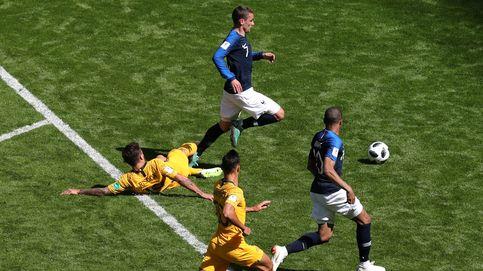 Y al tercer día apareció el VAR en el Mundial: penaltis a favor de Francia y Perú