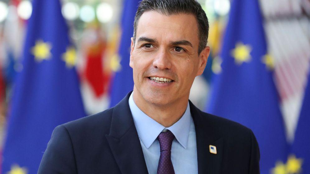 Foto: El presidente del Gobierno en funciones, Pedro Sánchez (Efe)