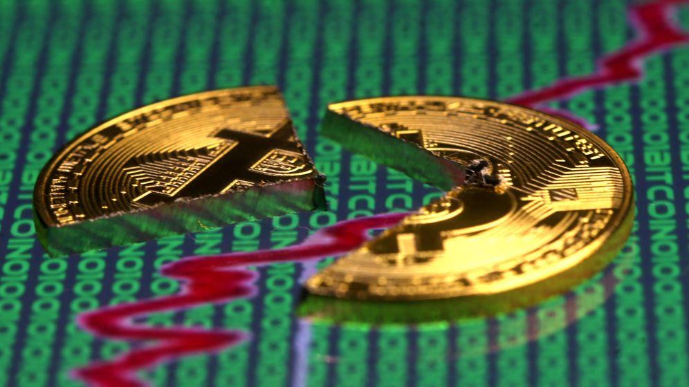 Foto: Representación Bitcoin (Reuters)