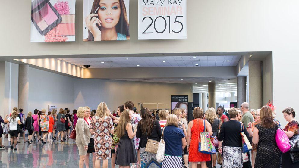 Hacienda investiga los cosméticos de Mary Kay y a sus 4.500 amas de casa