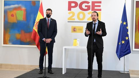 Sánchez e Iglesias pactan buscar una salida a los desahucios tras la enmienda de UP