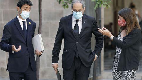 El 'conseller' catalán Damià Calvet da positivo en coronavirus