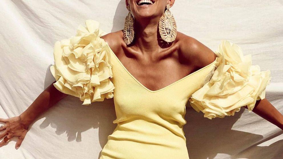 Instagram se ha enamorado de este vestido de Zara y tú también vas a caer
