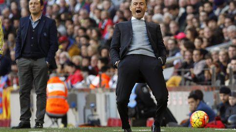 Luis Enrique evita reírse del Madrid y se centra en el último viaje del año en Liga