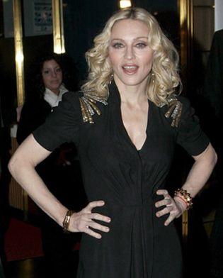 """Foto: Madonna: """"Estoy triste por mi divorcio"""""""