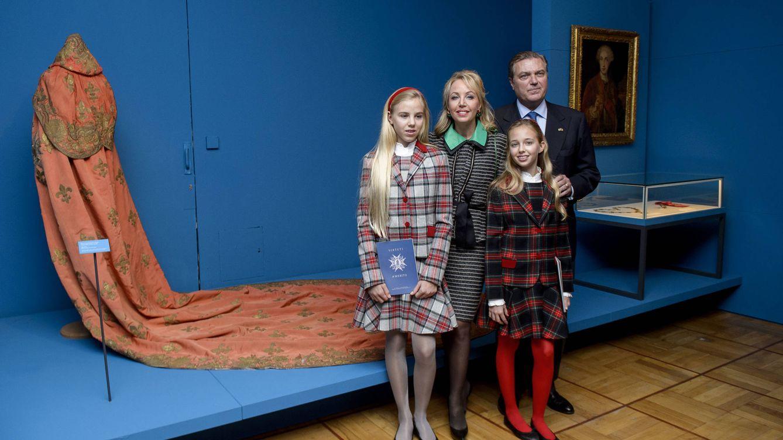Los duques de Castro visitan España y reabren la guerra de los Dos Sicilias