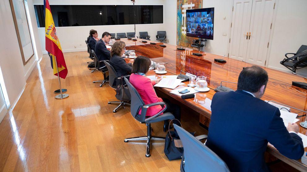 Rebelión de las CCAA contra la desescalada por provincias de Sánchez