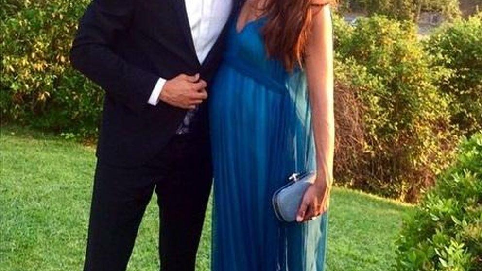 La tierna sesión de fotos de Melissa y Marc Bartra antes de ser padres