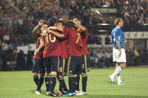 Del Bosque consigue lo que no consiguió Luis Aragonés