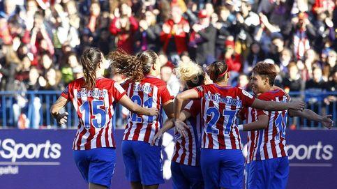Gran interés: el Atlético de Madrid-FC Barcelona femenino roza el 3% en Gol